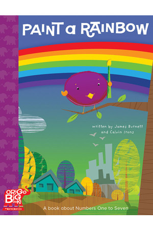 ORIGO Big Book - Foundation: Paint a Rainbow