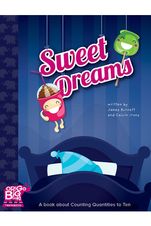 ORIGO Big Book - Foundation: Sweet Dreams