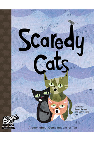 ORIGO Big Book - Foundation: Scaredy Cats