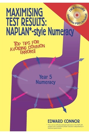 Maximising Test Results - NAPLAN*-Style Numeracy: Year 5
