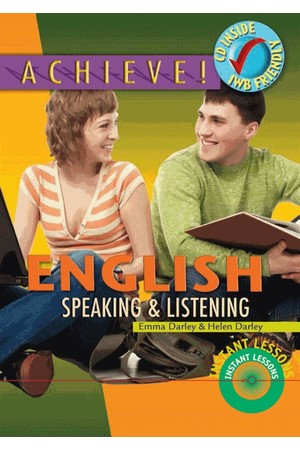 Achieve! English - Speaking and Listening