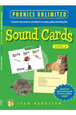 Phonics Unlimited - Sound Cards: Level 3
