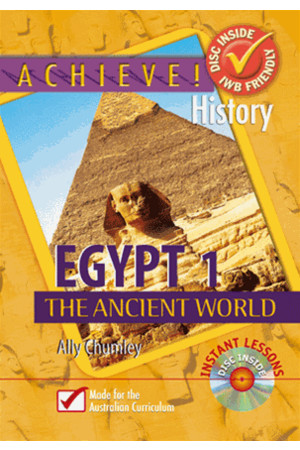 Achieve! History - The Ancient World - Egypt 1