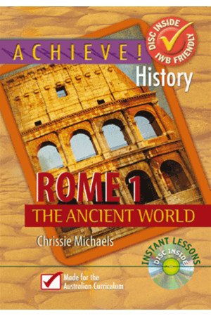 Achieve! History - The Ancient World - Rome 1