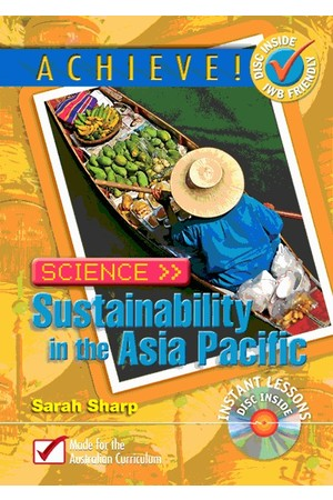 Achieve! Science - Sustainability in the Asia Pacific