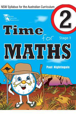 Time for Maths - New South Wales: Year 2