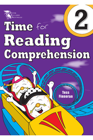 Time for Reading Comprehension - Year 2