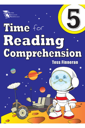 Time for Reading Comprehension - Year 5