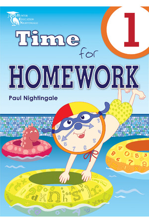 Time for Homework - Year 1