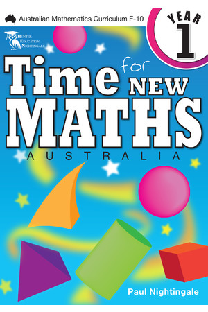 Time for New Maths Australia - Year 1