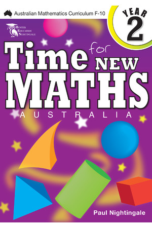 Time for New Maths Australia - Year 2