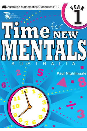 Time for New Mentals Australia - Year 1