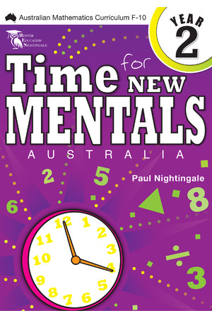 Time for New Mentals Australia - Year 2