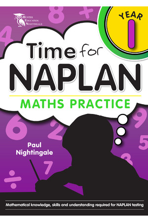 Time for NAPLAN - Maths Practice: Year 1