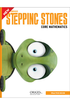 Stepping Stones - Student Practice Book: Year 2