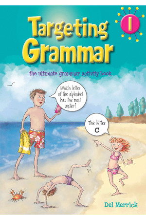 Targeting Grammar Activity Book 1