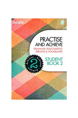 Practise & Achieve - Grammar, Punctuation, Spelling & Vocabulary: Student Book 2
