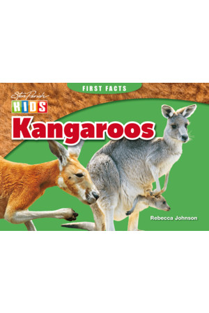 First Facts: Kangaroos