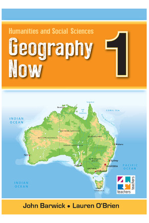 Geography Now - Student Book: Year 1