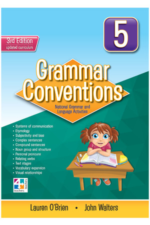 Grammar Conventions - Third Edition: Year 5