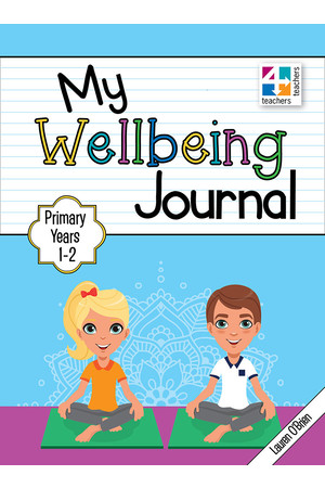 My Wellbeing Journal - Years 1 & 2
