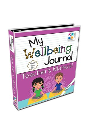 My Wellbeing Teacher's Manual: Years 3-4
