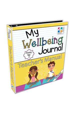 My Wellbeing Teacher's Manual: Foundation