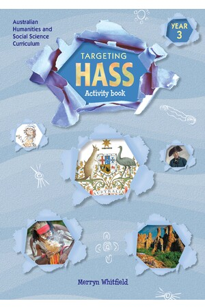 Targeting HASS - Year 3