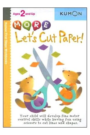 More Let's Cut Paper!