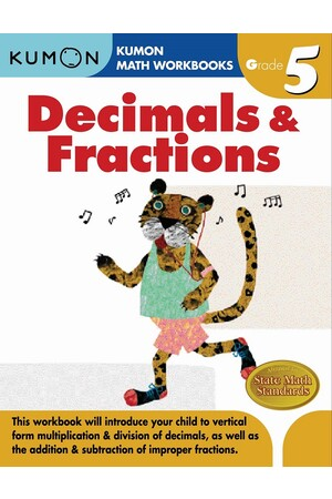 Decimals and Fractions - Year 5