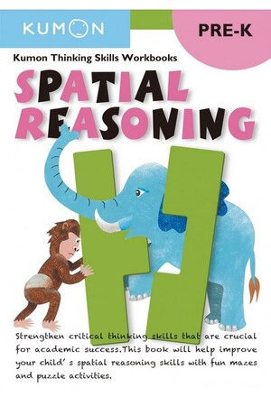 Thinking Skills - Spatial Reasoning: Pre-K