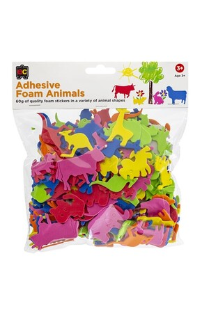 Adhesive Foam (60g) - Animals