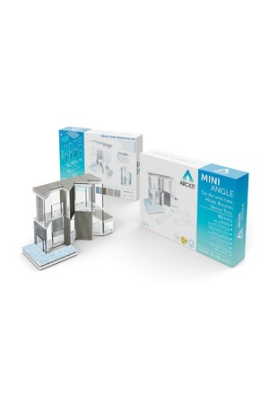 The Arckit - Mini Angle Architectural Model System