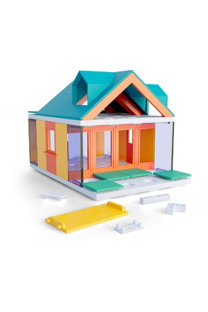 The Arckit - Mini Dormer Colours Architectural Model System