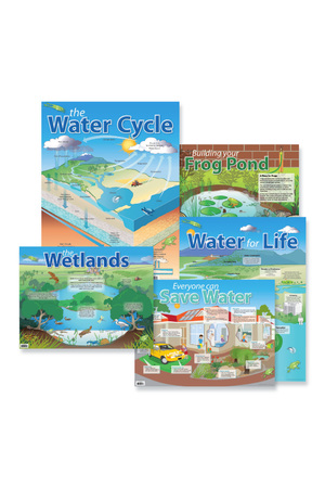 Water For Life Activity Pack
