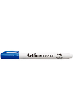 Artline Supreme - Whiteboard Markers (Pack of 12): Blue