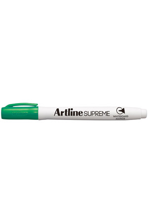 Artline Supreme - Whiteboard Markers (Pack of 12): Green