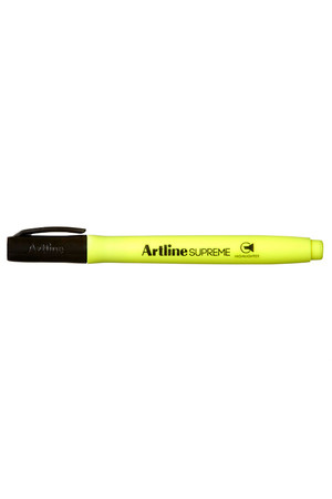 Artline Supreme - Highlighters (Pack of 12): Yellow