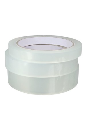 Clear Adhesive Tape - 66m x 12mm
