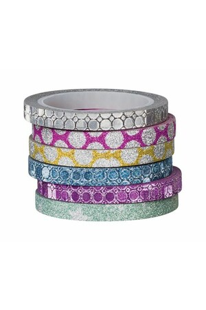 Washi Tapes - Glitter Pattern