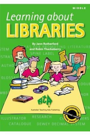 Learning About Libraries - Book 3: Middle