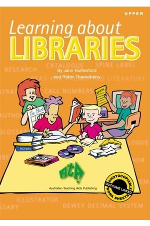 Learning About Libraries - Book 4: Upper