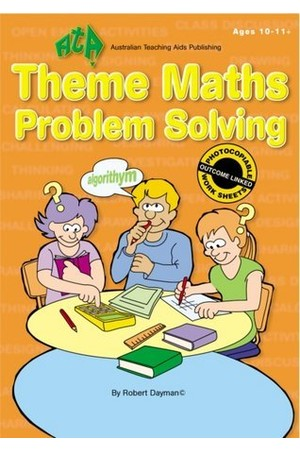 Theme Maths Problem Solving - Book 3: Ages 10-11
