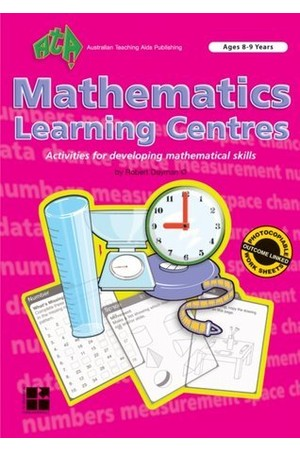 Mathematics Learning Centres - Book 1: Ages 8-9