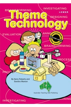 Theme Technology - Book 1: Lower