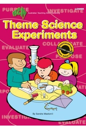 Theme Science Experiments - Book 1: Lower