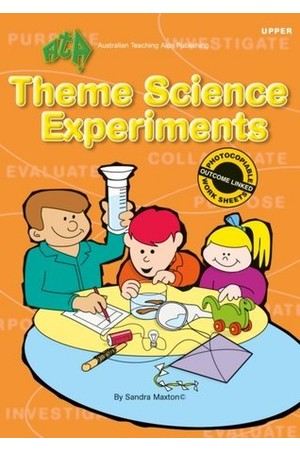 Theme Science Experiments - Book 3: Upper