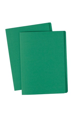 Avery Manilla File - Foolscap: Green (Pack of 20)