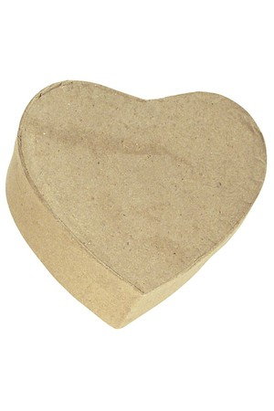 Cardboard Boxes (Pack of 6) - Heart