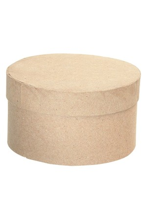 Cardboard Boxes (Pack of 6) - Round